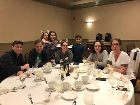 ... 20 members of the Valley of Boston, along with their families and  friends, spent a wonderful two days at Great Wolf Lodge in Fitchburg,  Massachusetts.